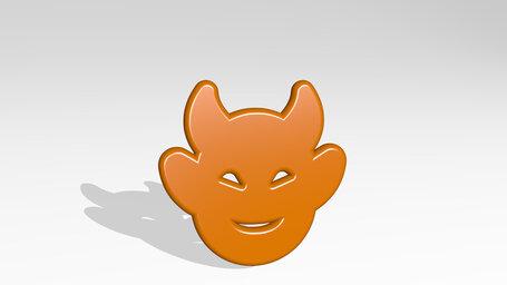 religion devil head
