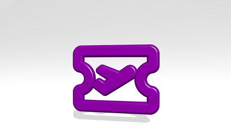 transportation ticket plane alternate
