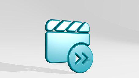 controls movie forward