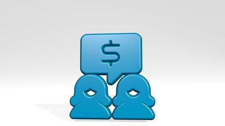 business deal women cash