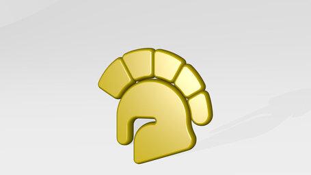history spartan helmet