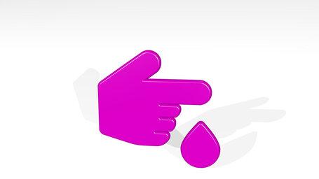 bandage finger bleed