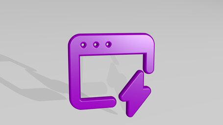app window flash