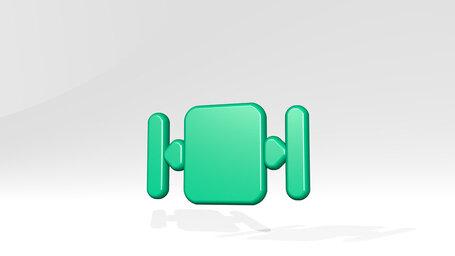 ui phone slider horizontal alternate