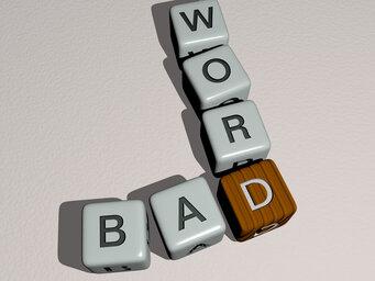 bad word