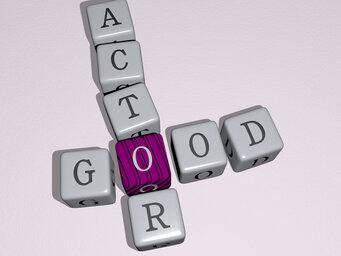 good actor