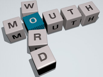 mouth word