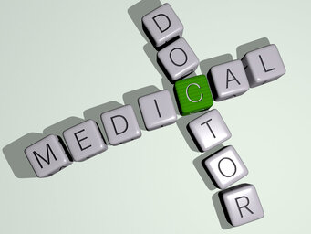 What does it take to be a medical doctor?