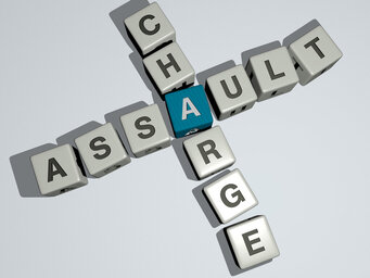assault charge