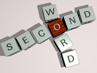 second word