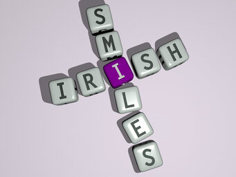 Irish smiles