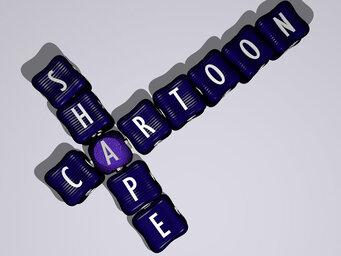 cartoon shape