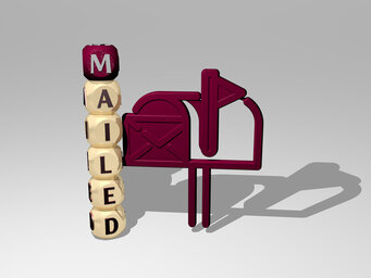 mailed