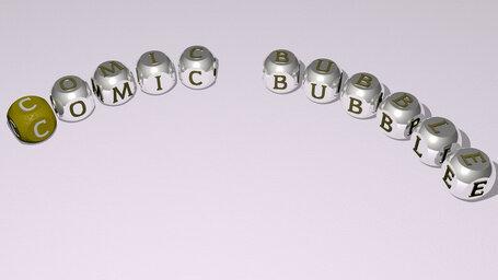 comic bubble