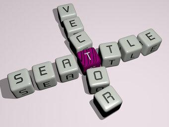 seattle vector