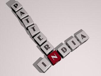 india pattern