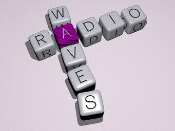 Are radio waves radioactive?