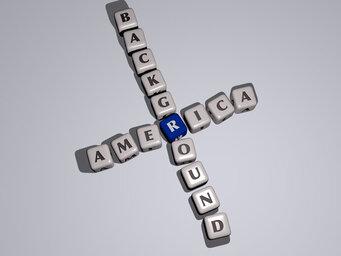 america background