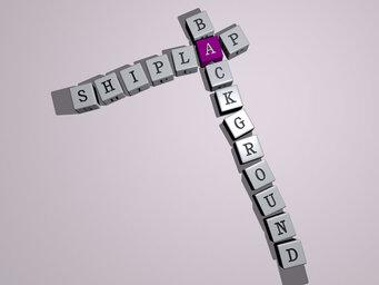 shiplap background