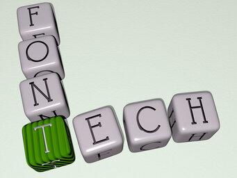 tech font
