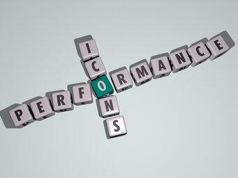 performance icons