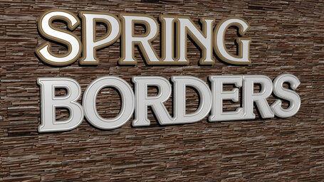 spring borders