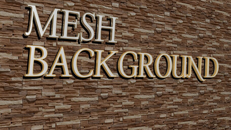 mesh background