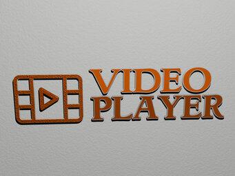 video player