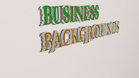 business backgrounds