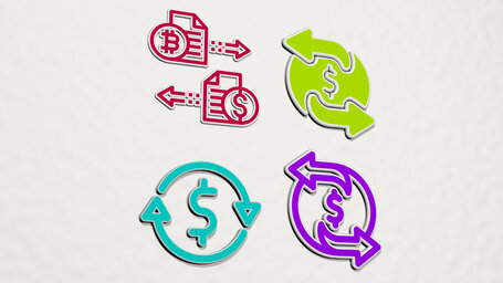 Is it better to exchange currency at home or abroad?