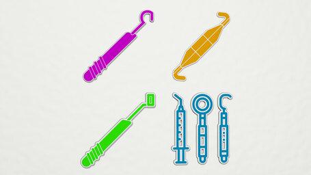 periodontal scaler