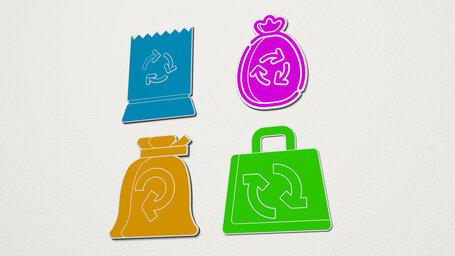 recycling bag