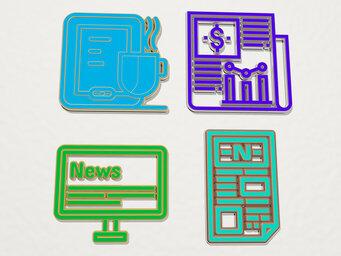 news report
