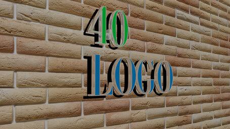 40 logo
