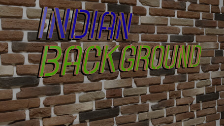 indian background