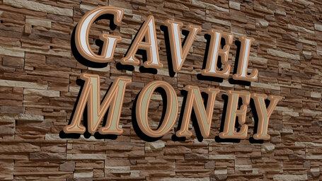 gavel money