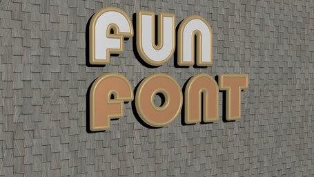 fun font