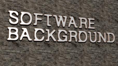 software background