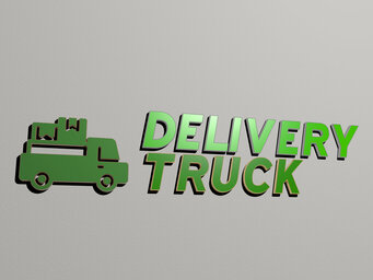 delivery truck