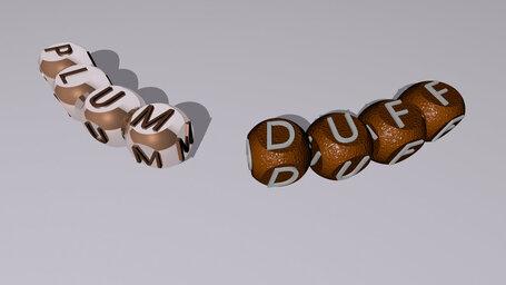 plum duff