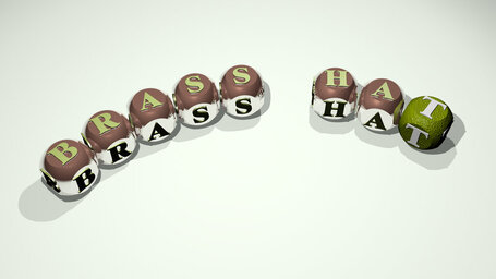 brass hat