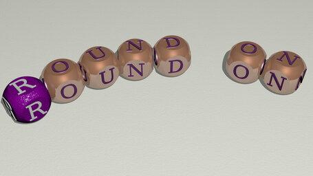 round on