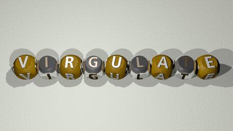 virgulate