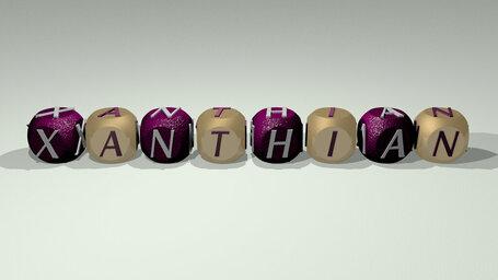 xanthian