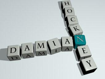 Damian Hockney