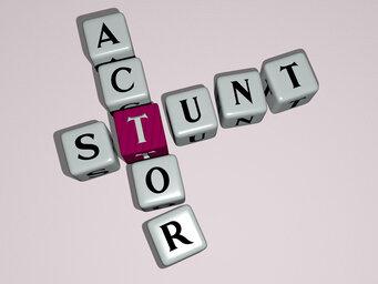 Stunt actor