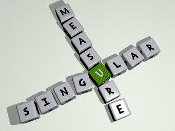 Singular measure