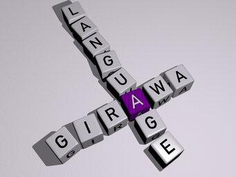 Girawa language