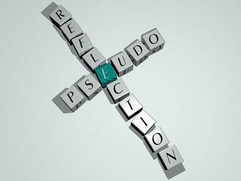 Pseudo reflection