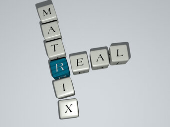 Real matrix